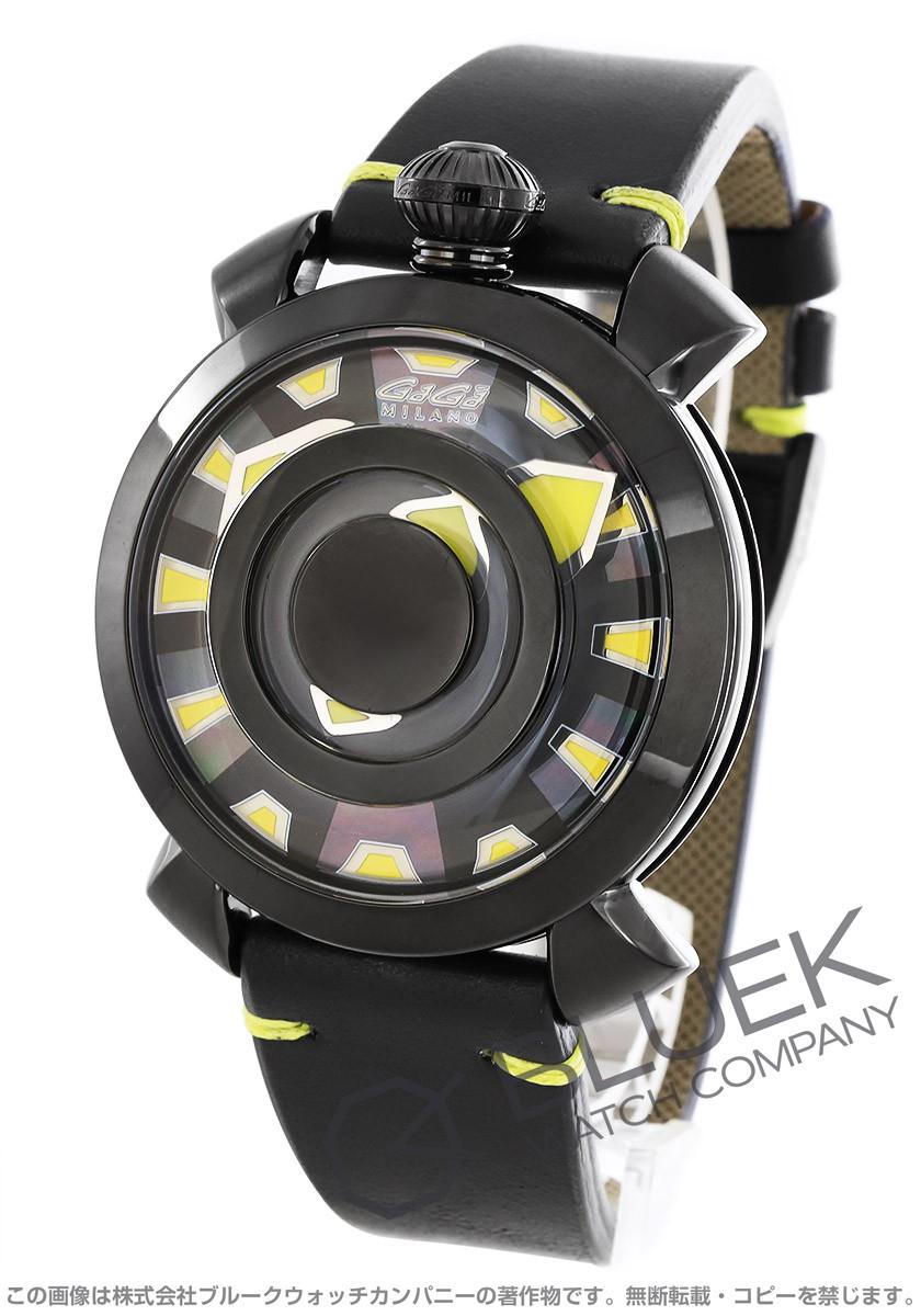 ガガミラノ マヌアーレ48MM ミステリーユース 腕時計 メンズ GaGa MILANO 9092.02 バーゲン 成人祝い ギフト プレゼント
