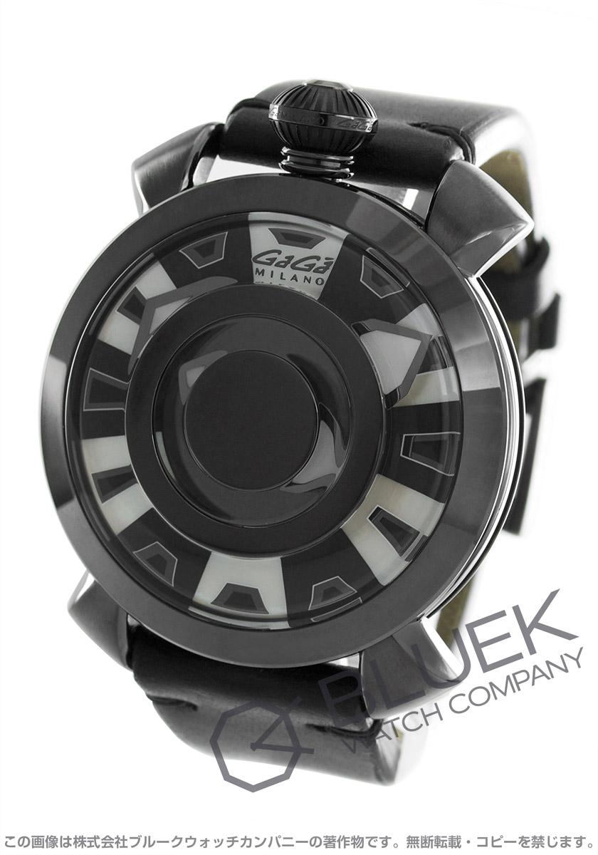 ガガミラノ マヌアーレ48MM ミステリーユース 腕時計 メンズ GaGa MILANO 9094.01 バーゲン 成人祝い ギフト プレゼント