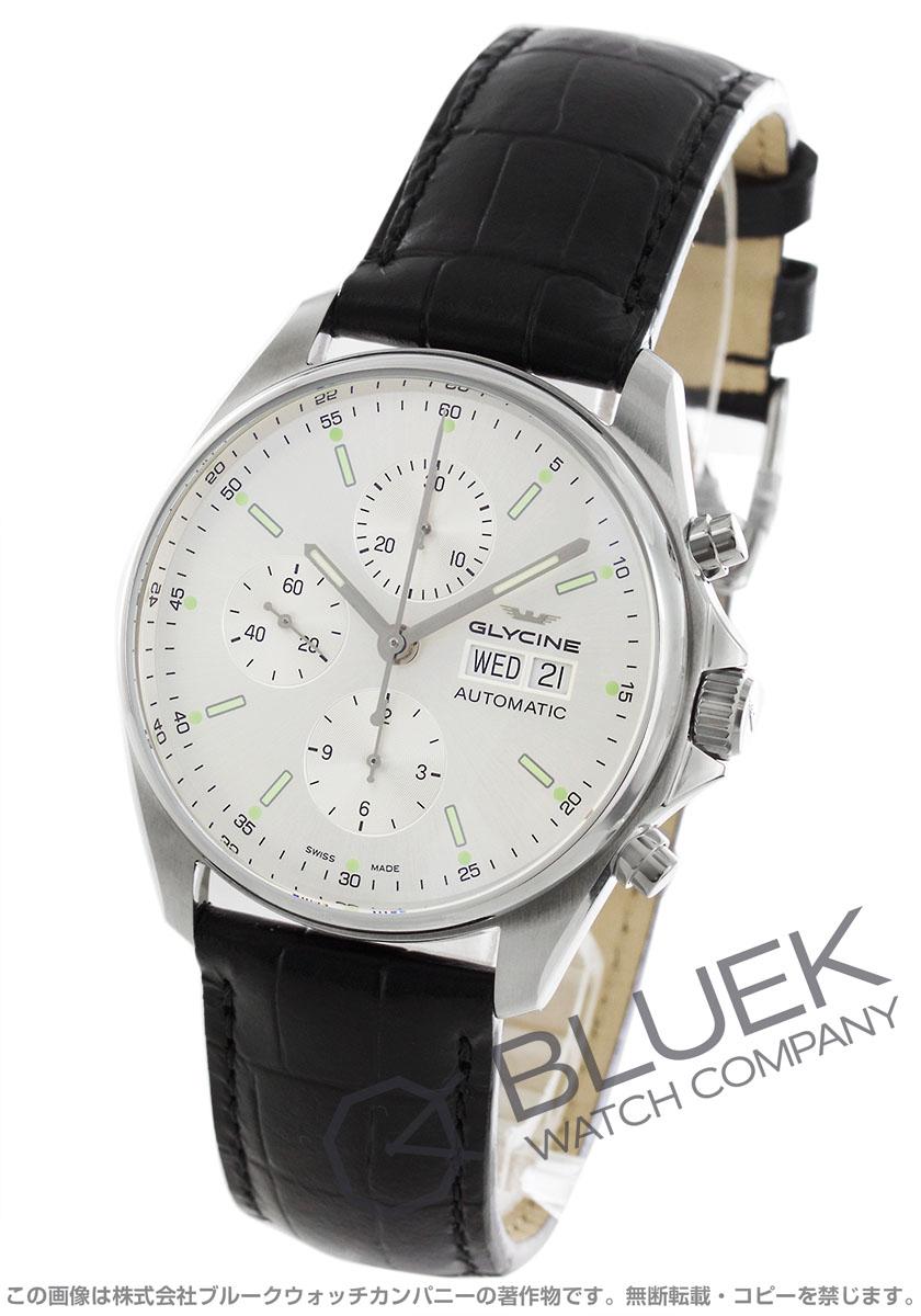 【最大3万円割引クーポン 11/01~】グライシン コンバット クラシック クロノグラフ 腕時計 メンズ GLYCINE GL0119