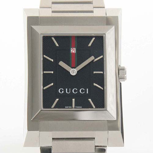 Gucci YA111 GRG black mens YA111303