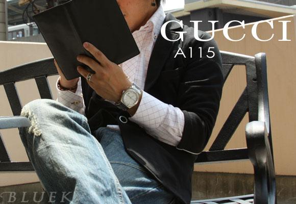 Gucci by GUCCI Pantheon diamond mens YA115214