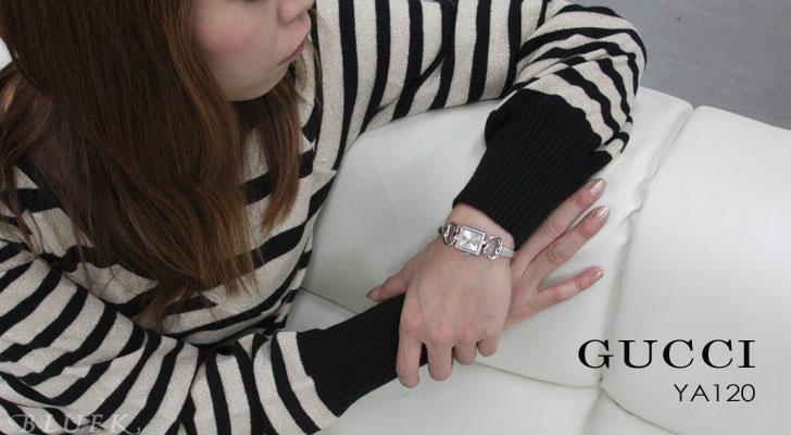 Gucci GUCCI tornavoni diamond ladies ' YA120506