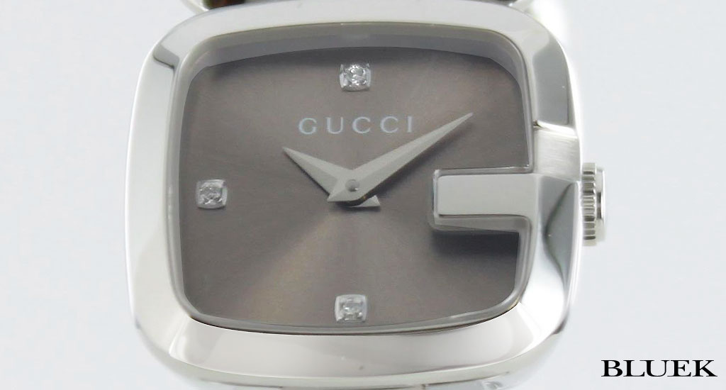 Gucci GUCCI G Gucci diamond ladies ' YA125503