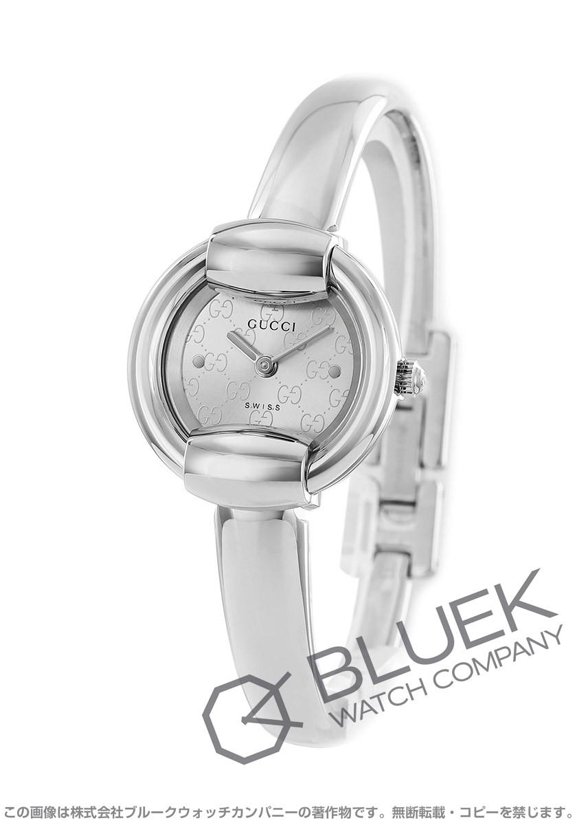 【1,000円OFFクーポン対象】グッチ バングル 腕時計 レディース GUCCI YA014512