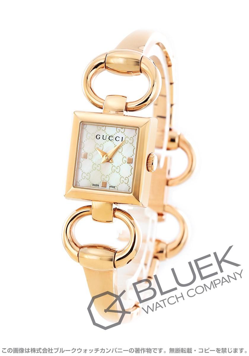 【1,000円OFFクーポン対象】グッチ トルナヴォーニ 腕時計 レディース GUCCI YA120519