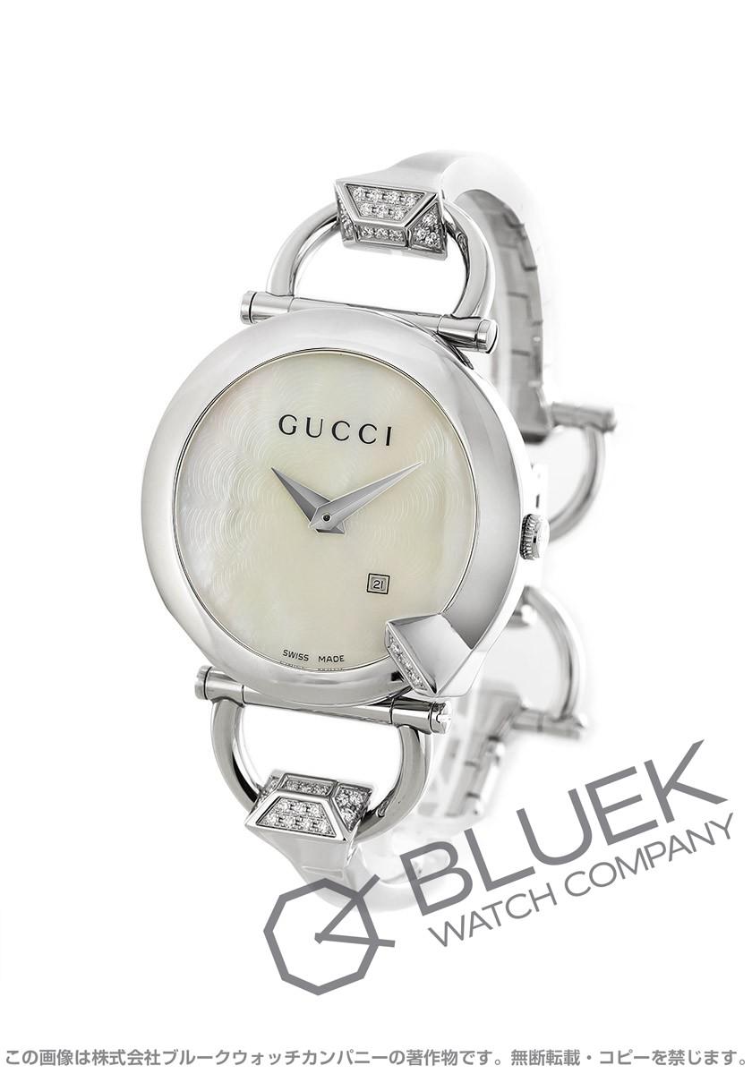 グッチ キオド ダイヤ 腕時計 レディース GUCCI YA122506