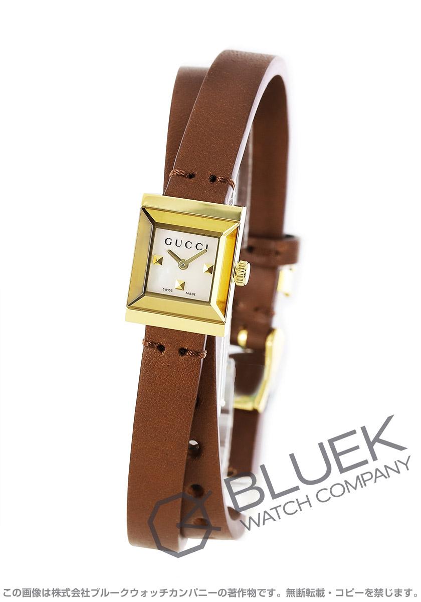 グッチ Gフレーム 腕時計 レディース GUCCI YA128521