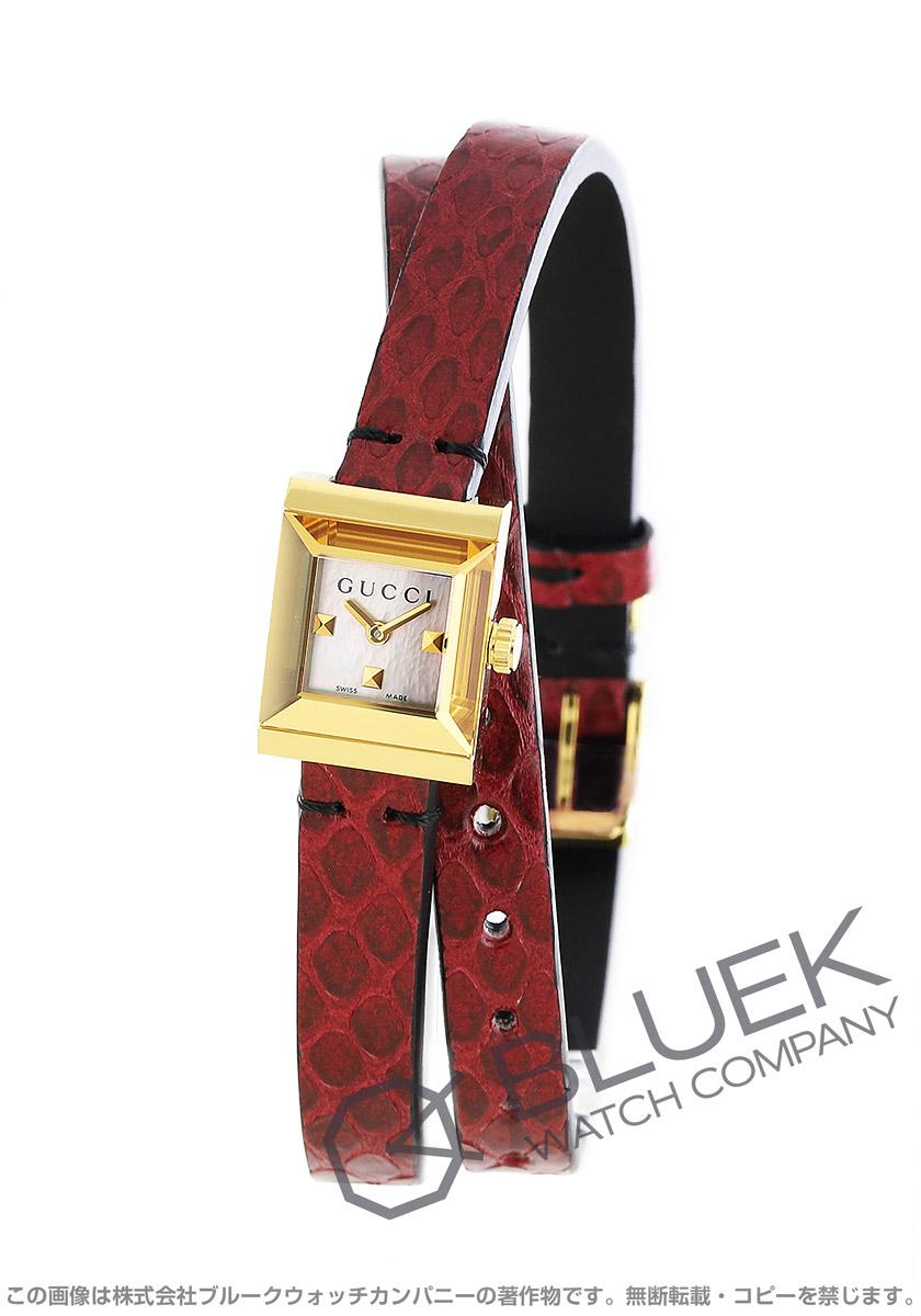 グッチ Gフレーム 腕時計 レディース GUCCI YA128524