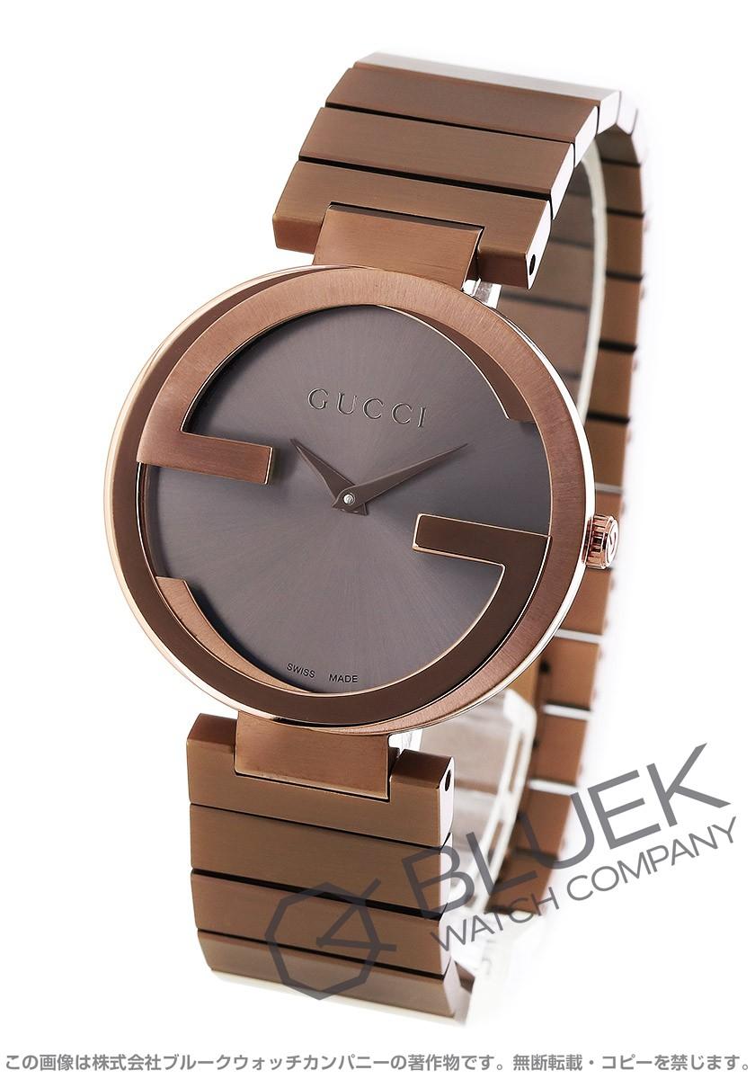 【1,000円OFFクーポン対象】グッチ インターロッキング 腕時計 ユニセックス GUCCI YA133317