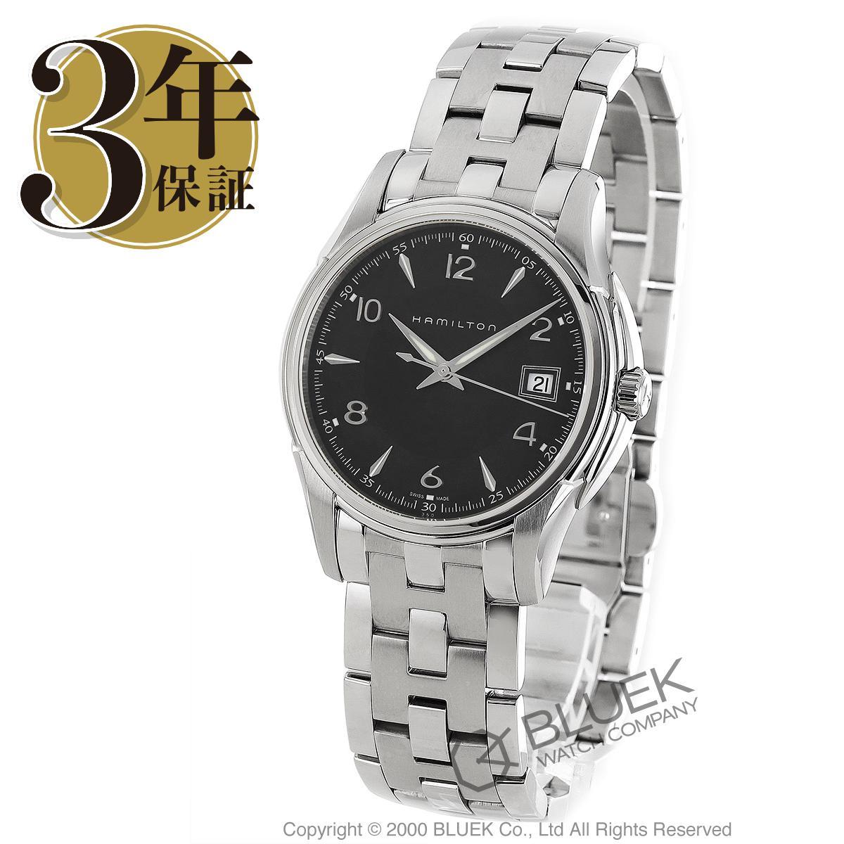 ハミルトン ジャズマスター ジェント 腕時計 メンズ HAMILTON H32411135_3