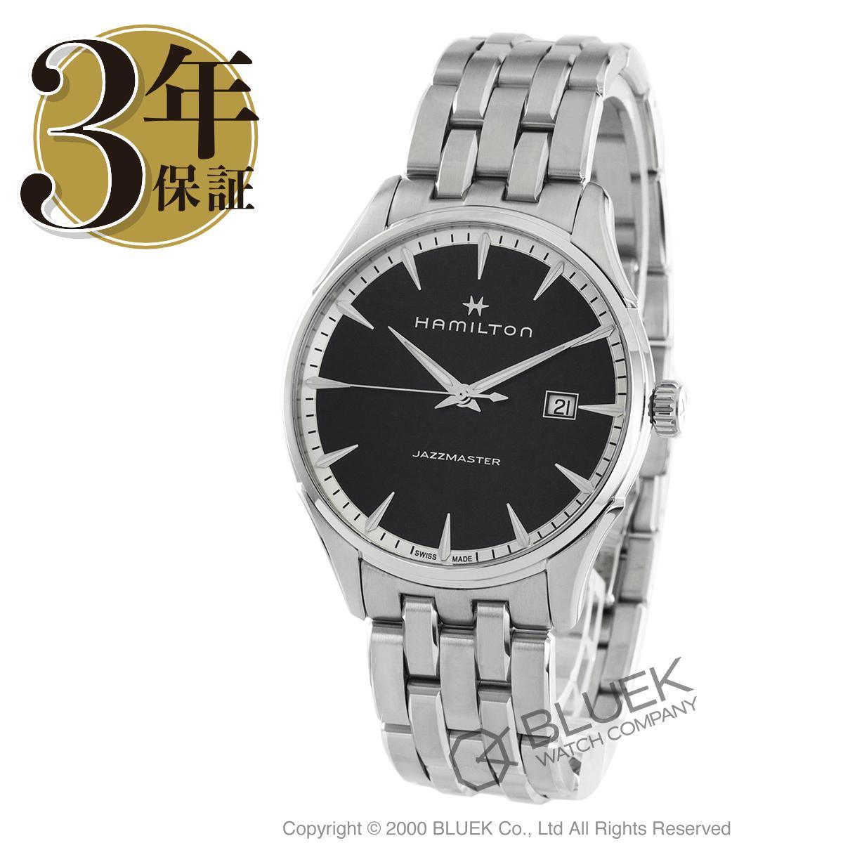 ハミルトン ジャズマスター ジェント 腕時計 メンズ HAMILTON H32451131_8
