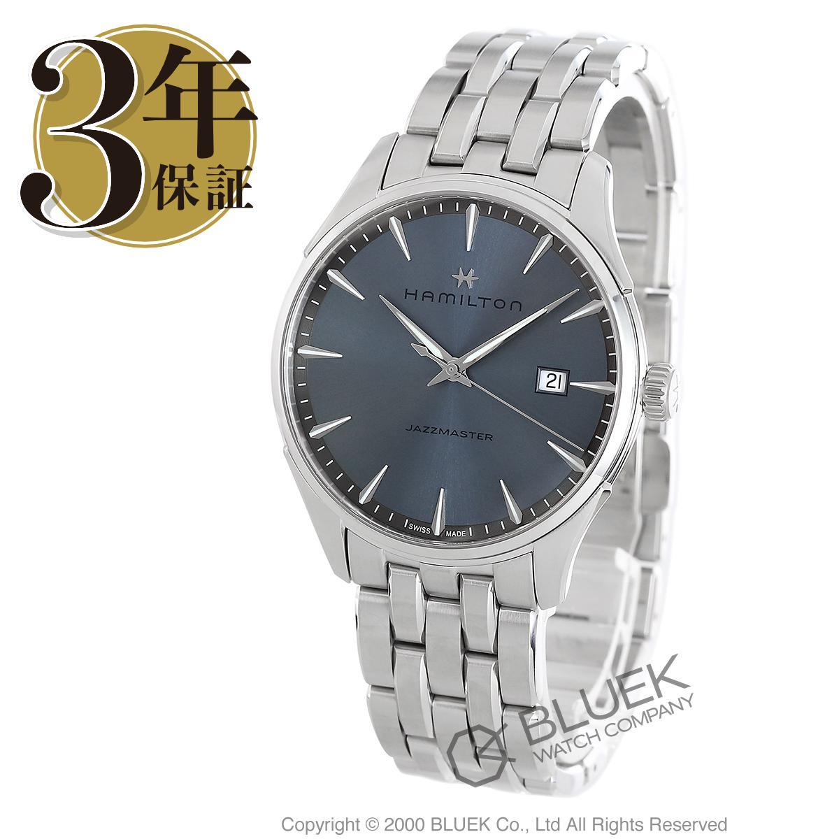 ハミルトン ジャズマスター ジェント 腕時計 メンズ HAMILTON H32451142_3