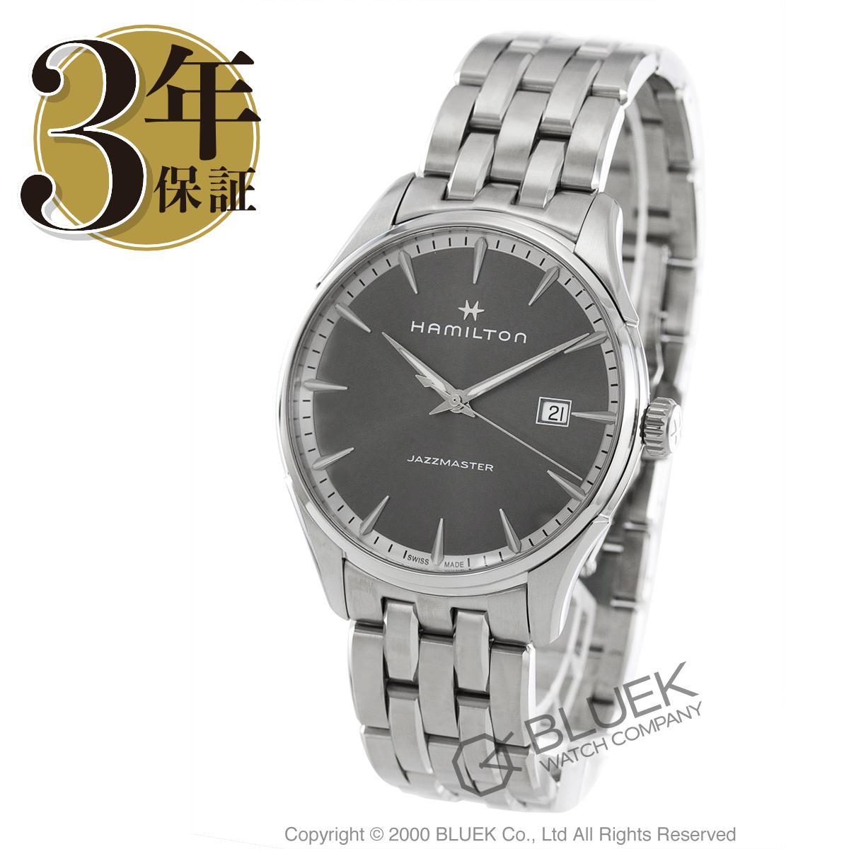 ハミルトン ジャズマスター ジェント 腕時計 メンズ HAMILTON H32451181_8 バーゲン 成人祝い ギフト プレゼント