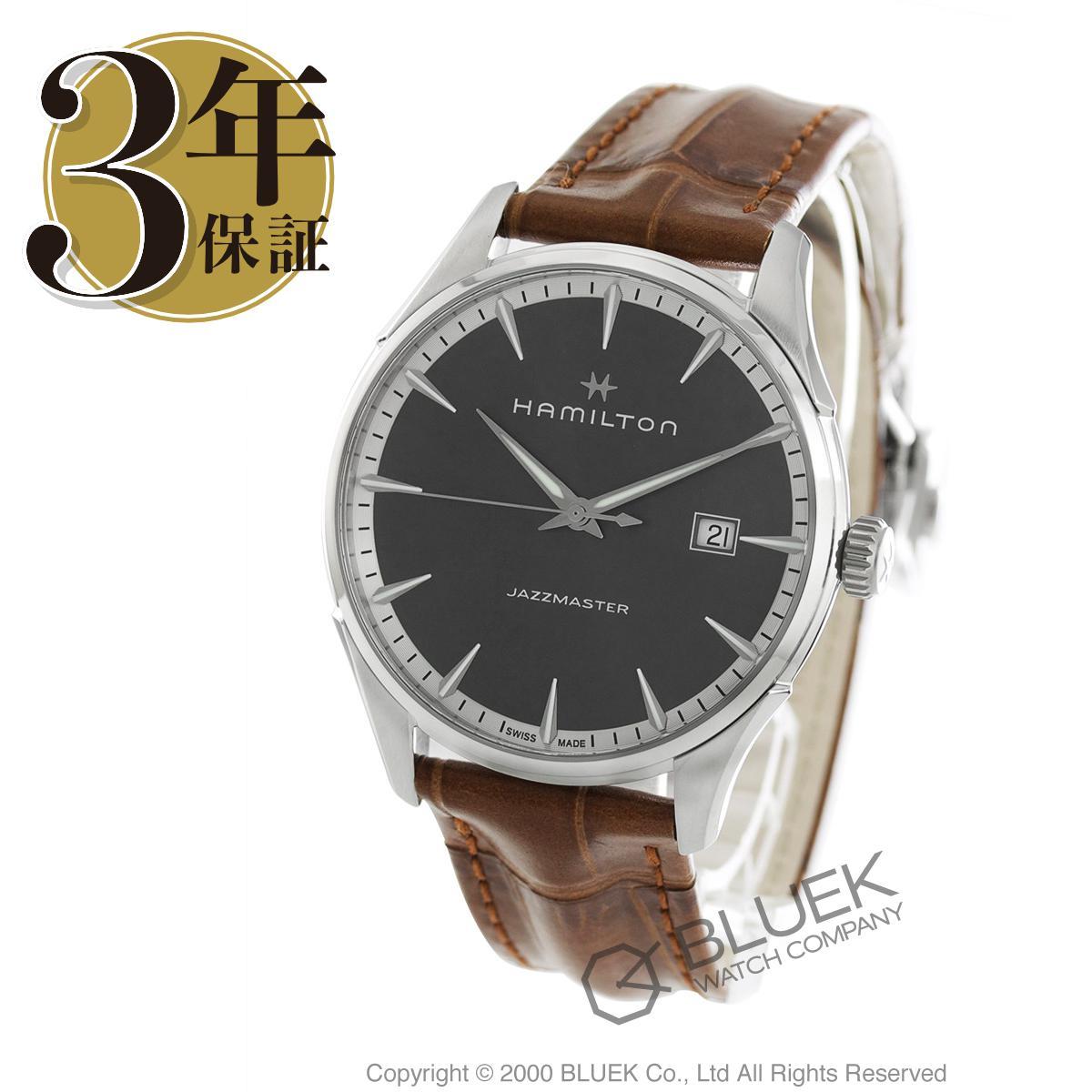 【最大3万円割引クーポン 11/01~】ハミルトン ジャズマスター ジェント 腕時計 メンズ HAMILTON H32451581_8