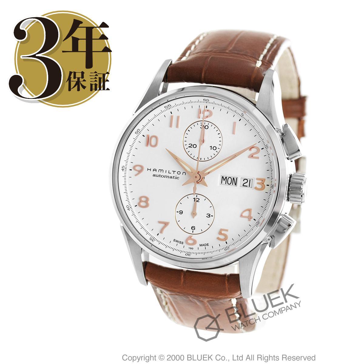 ハミルトン ジャズマスター マエストロ クロノグラフ 腕時計 メンズ HAMILTON H32576515_3