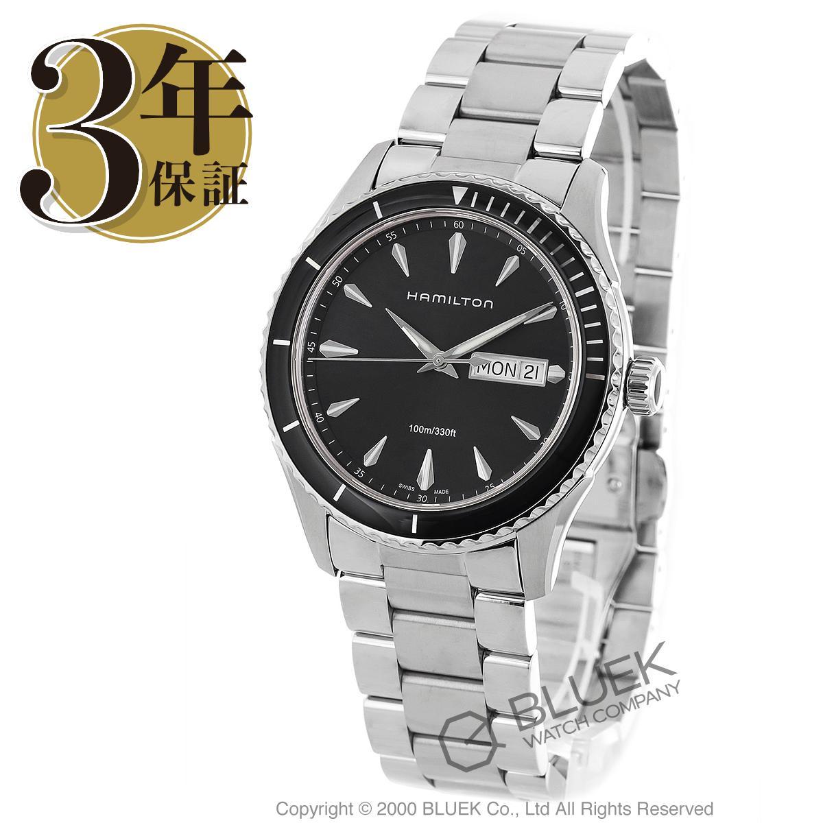 ハミルトン ジャズマスター シービュー 腕時計 メンズ HAMILTON H37511131_8