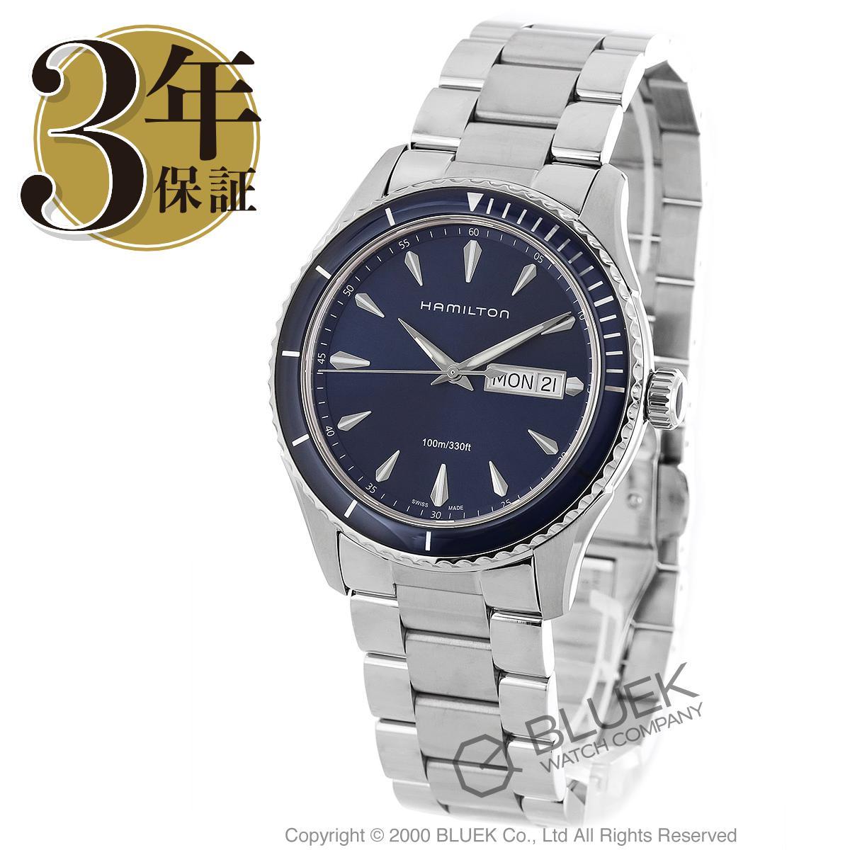 ハミルトン ジャズマスター シービュー デイデイト 腕時計 メンズ HAMILTON H37551141_3