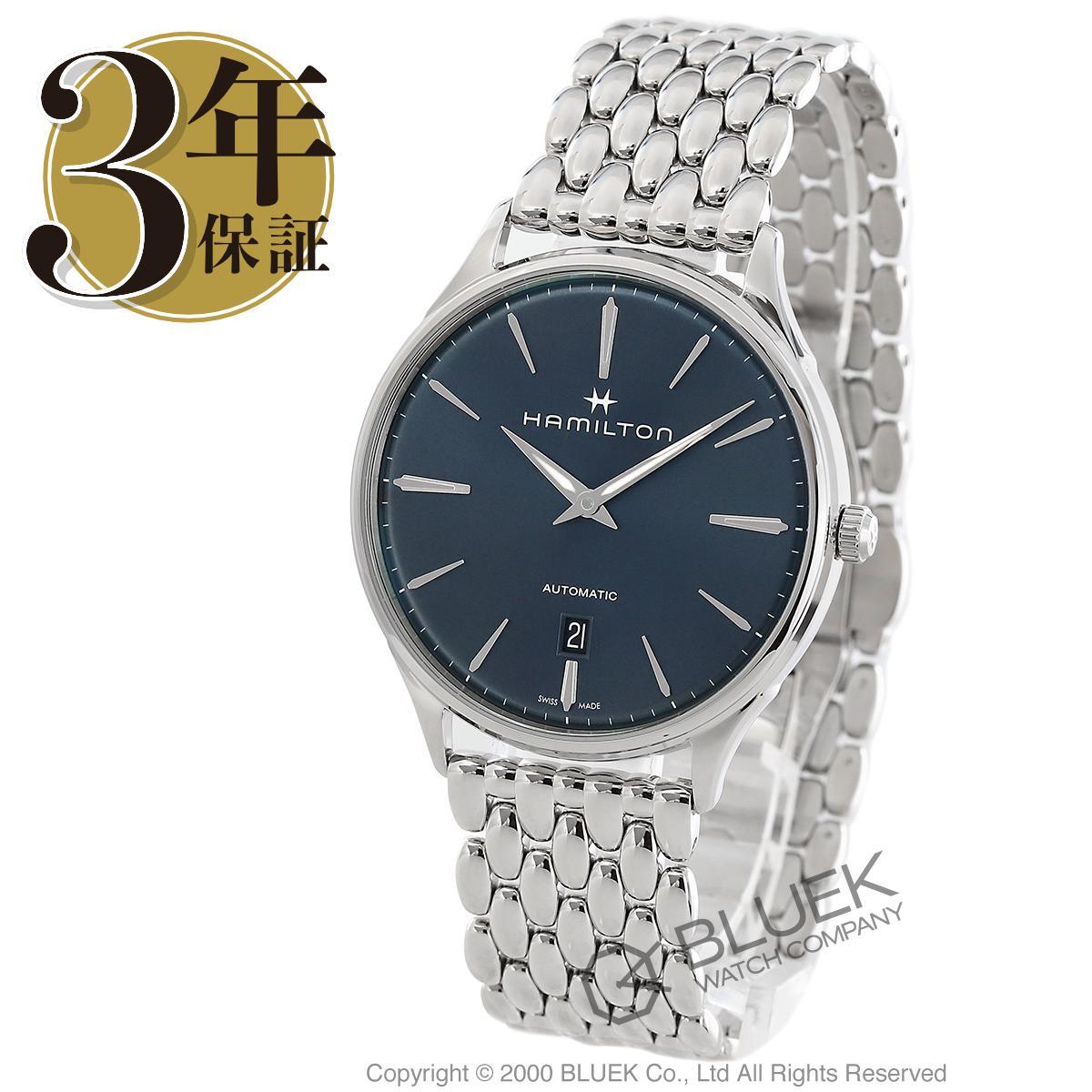 ハミルトン ジャズマスター シンライン オート 腕時計 メンズ HAMILTON H38525141_8