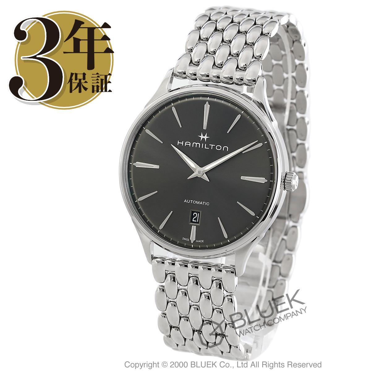 ハミルトン ジャズマスター シンライン オート 腕時計 メンズ HAMILTON H38525181_3