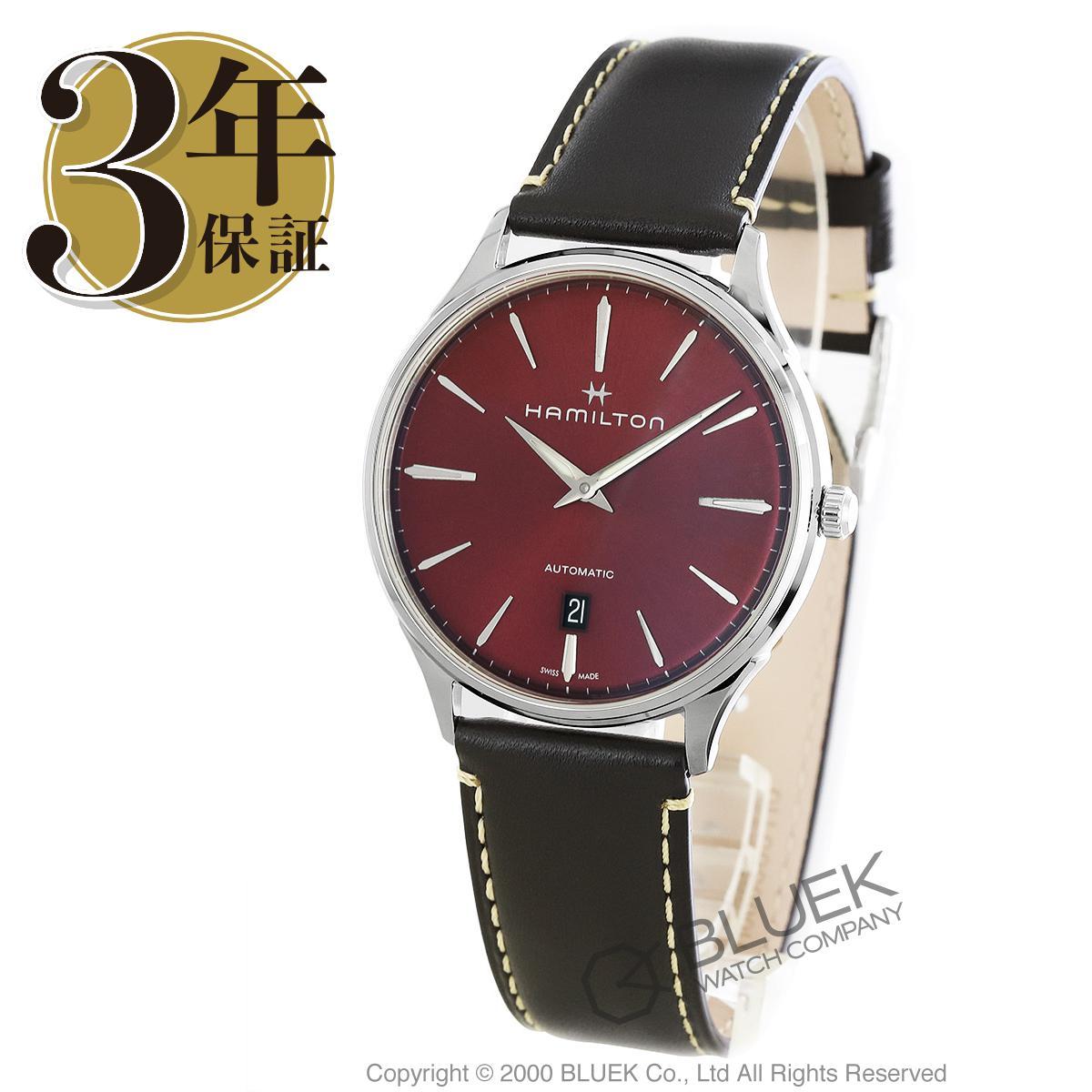 ハミルトン ジャズマスター シンライン オート 腕時計 メンズ HAMILTON H38525771_3