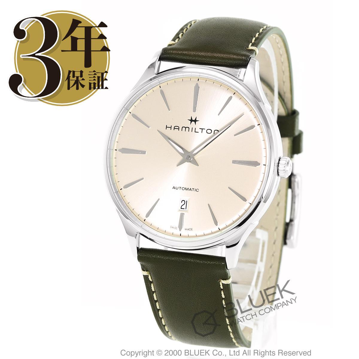 ハミルトン ジャズマスター シンライン オート 腕時計 メンズ HAMILTON H38525811_3