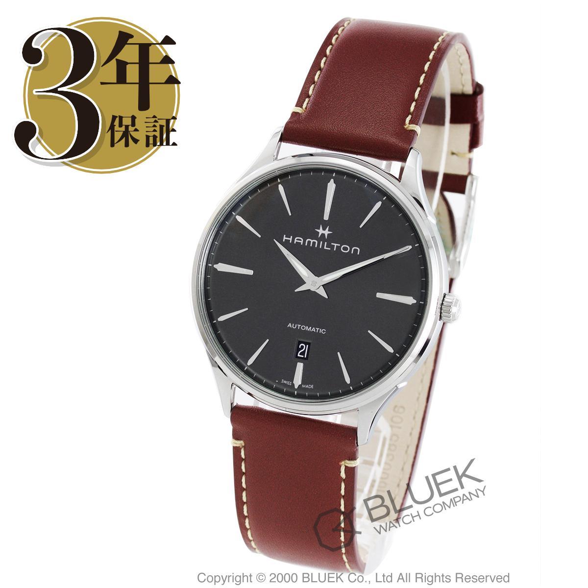 【最大3万円割引クーポン 11/01~】ハミルトン ジャズマスター シンライン 腕時計 メンズ HAMILTON H38525881_8