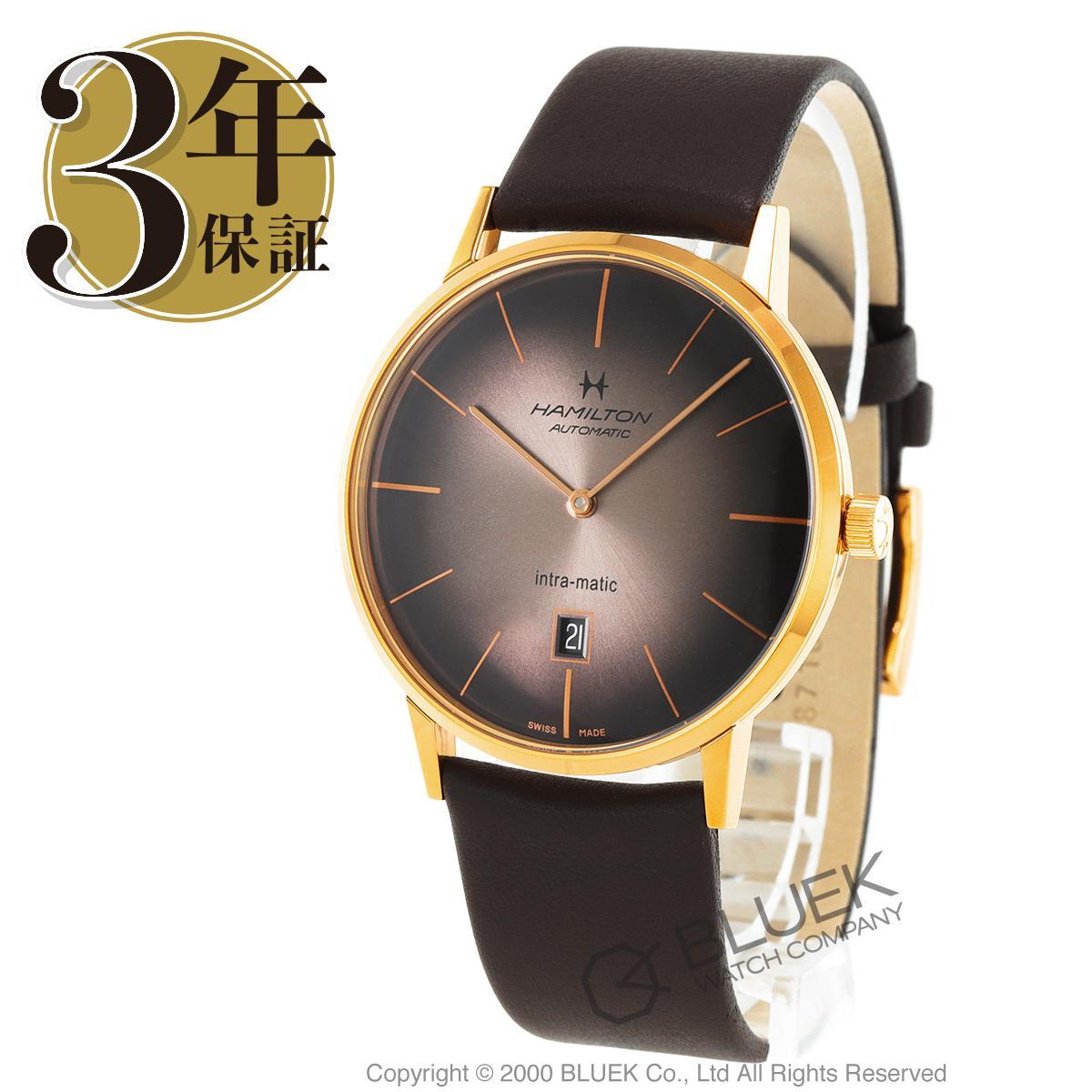 ハミルトン イントラマティック 腕時計 メンズ HAMILTON H38745501_3