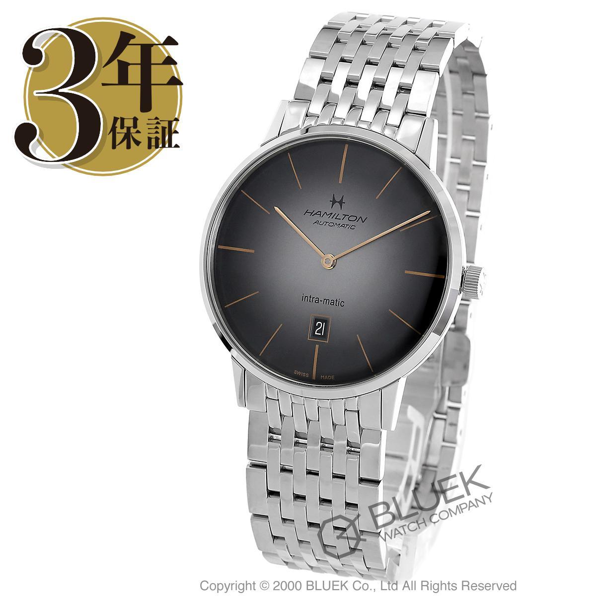 ハミルトン アメリカンクラシック イントラマティック 腕時計 メンズ HAMILTON H38755181_3