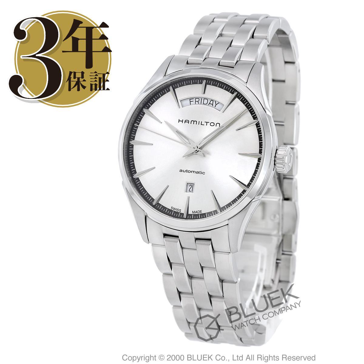 ハミルトン ジャズマスター デイデイト 腕時計 メンズ HAMILTON H42565151_3