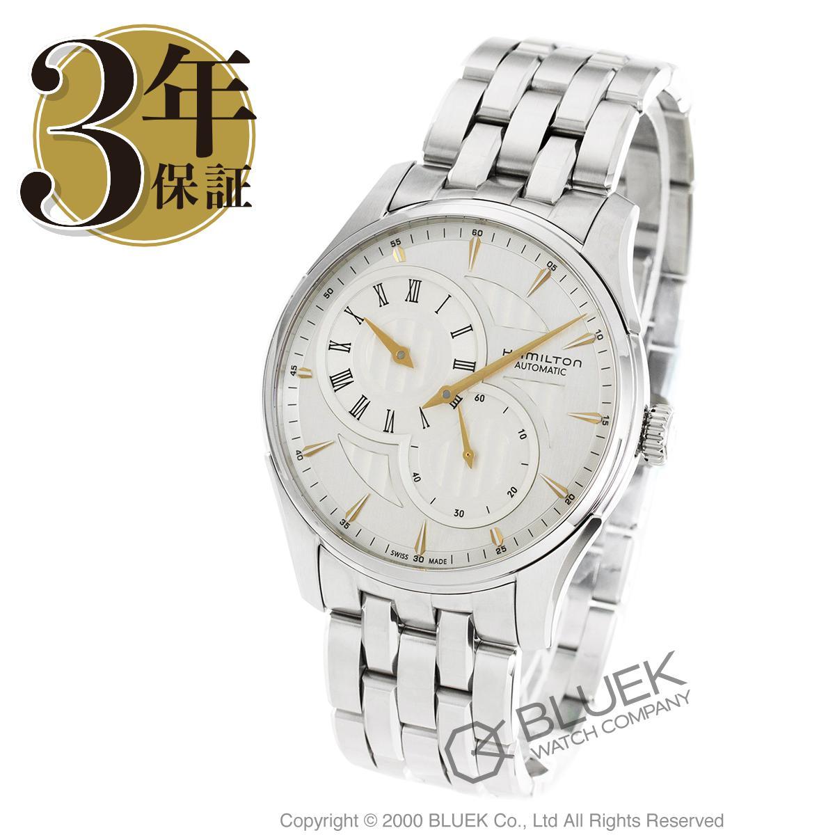 ハミルトン ジャズマスター レギュレーター 腕時計 メンズ HAMILTON H42615151_8