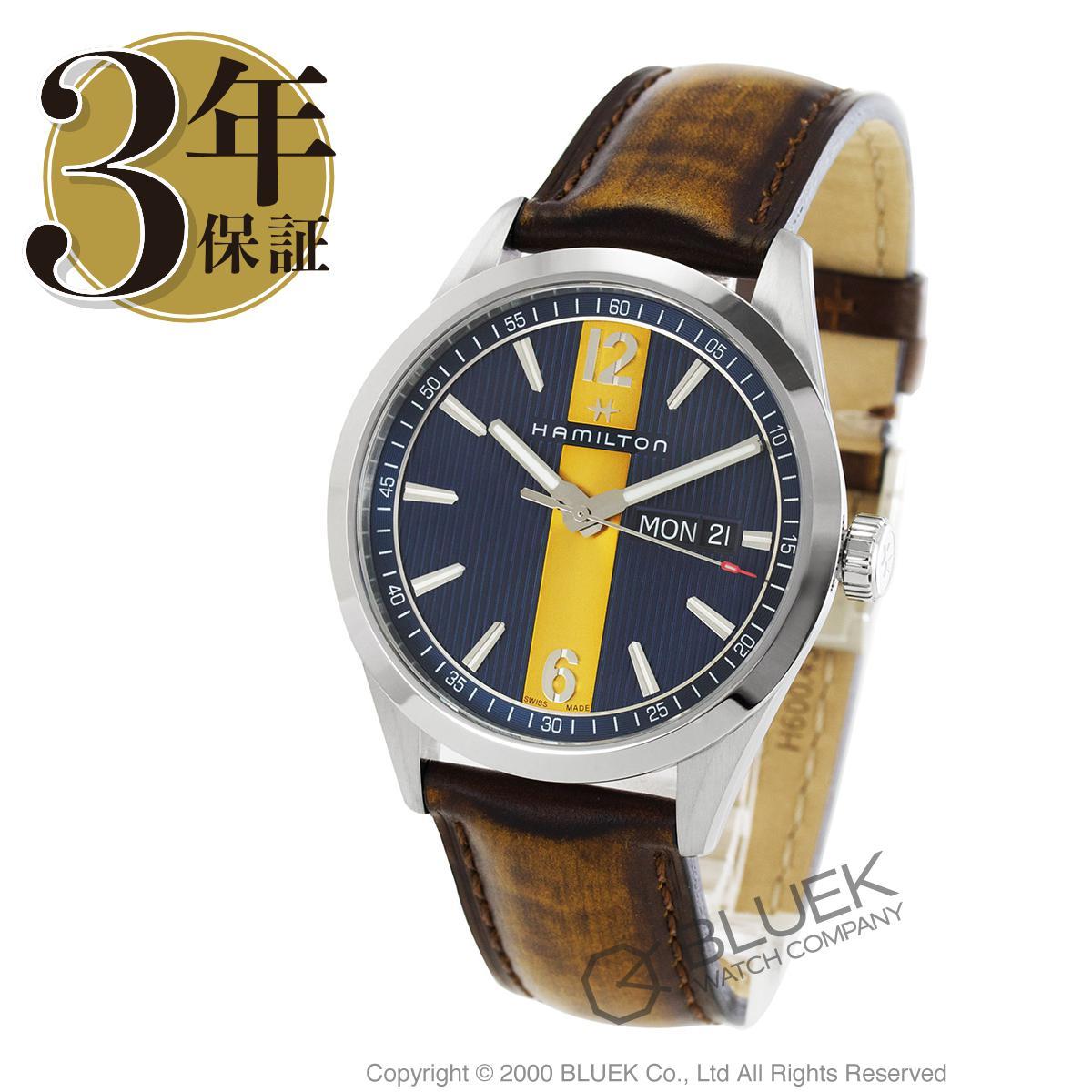 ハミルトン ブロードウェイ デイデイト 腕時計 メンズ HAMILTON H43311541_8 バーゲン 成人祝い ギフト プレゼント