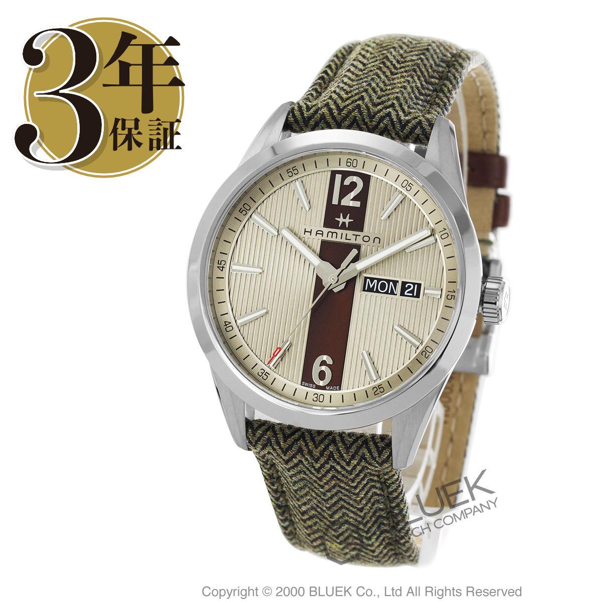 ハミルトン ブロードウェイ デイデイト 腕時計 メンズ HAMILTON H43311985_3