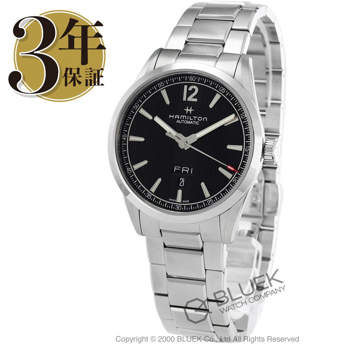 【最大3万円割引クーポン 11/01~】ハミルトン ブロードウェイ デイデイト 腕時計 メンズ HAMILTON H43515135_8