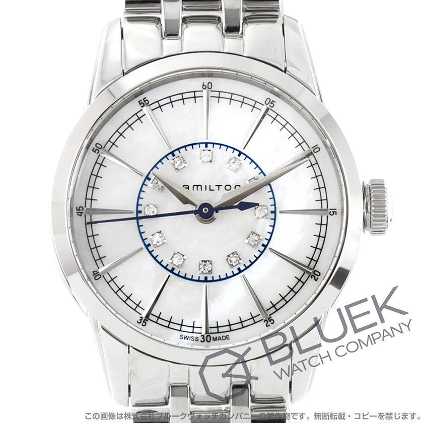 ハミルトン レイルロード レディ ダイヤ 腕時計 レディース HAMILTON H40311191_8