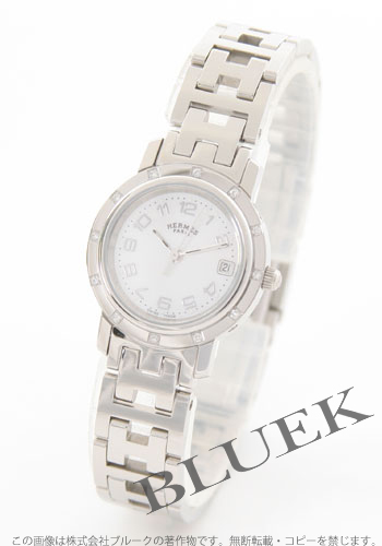 Hermes Hermes Clipper acre ladies CL4.230.212.3821 watch clock
