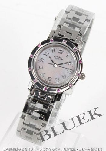 Hermes Hermes Clipper acre ladies CL4.231.214/3821 watch clock