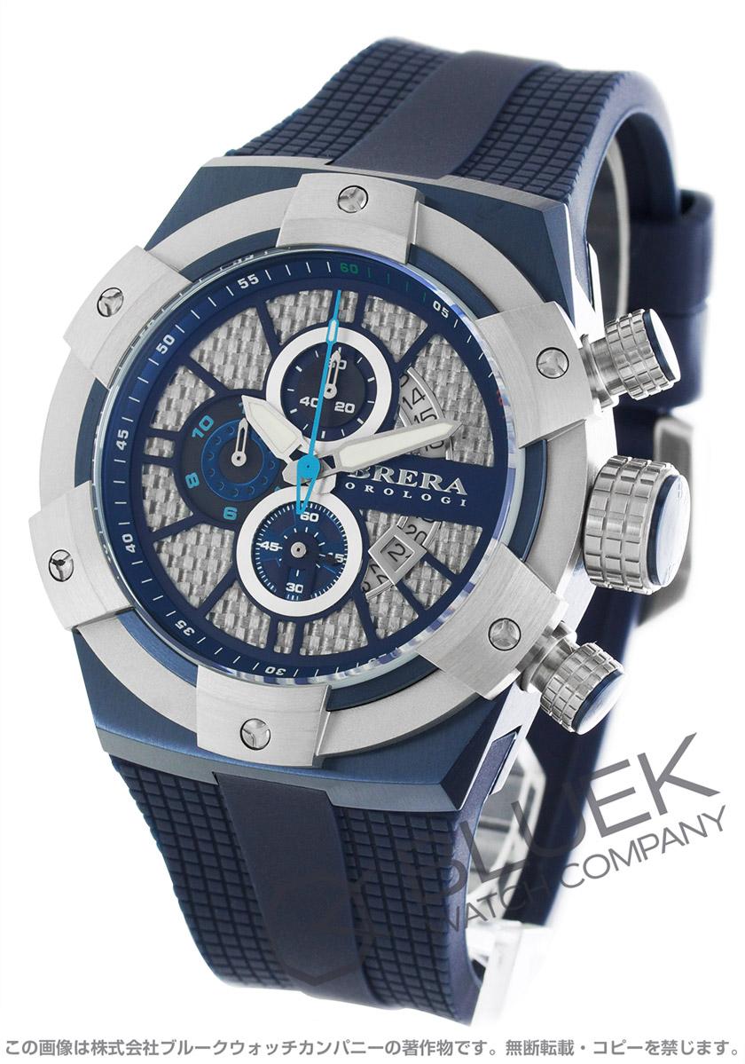 【最大3万円割引クーポン 11/01~】ブレラ スーパー スポルティーボ クロノグラフ 腕時計 メンズ BRERA BRSSC4919B