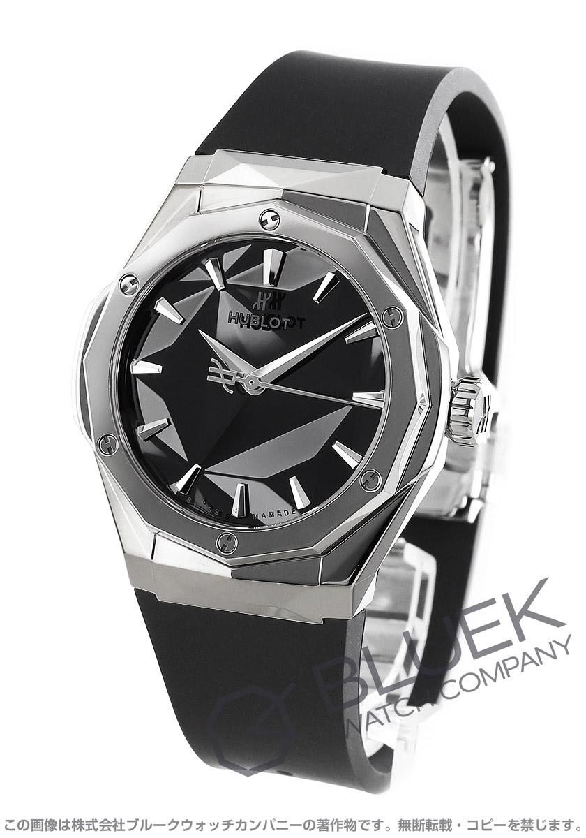 ウブロ クラシック フュージョン オーリンスキー チタニウム 腕時計 ユニセックス HUBLOT 550.NS.1800.RX