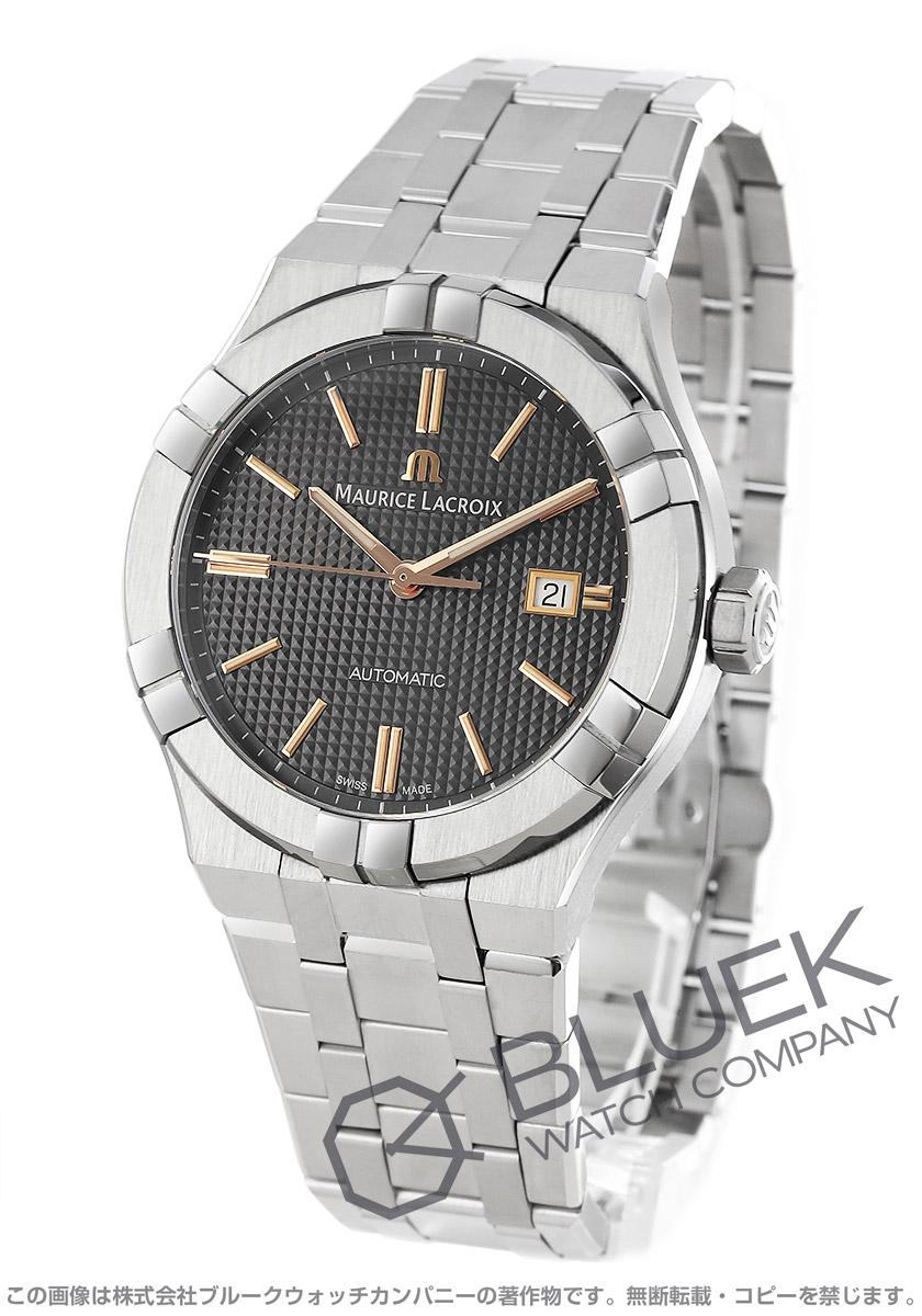 モーリス・ラクロア アイコン 腕時計 メンズ MAURICE LACROIX AI6008-SS002-331-1