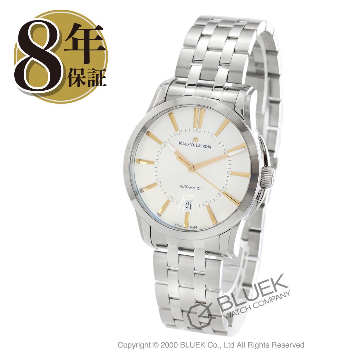 モーリス・ラクロア ポントス デイト 腕時計 メンズ MAURICE LACROIX PT6148-SS002-131_8