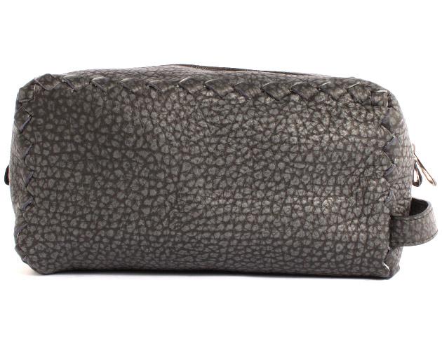 Bottega Veneta BOTTEGA VENETA trolza second bag grey 174361