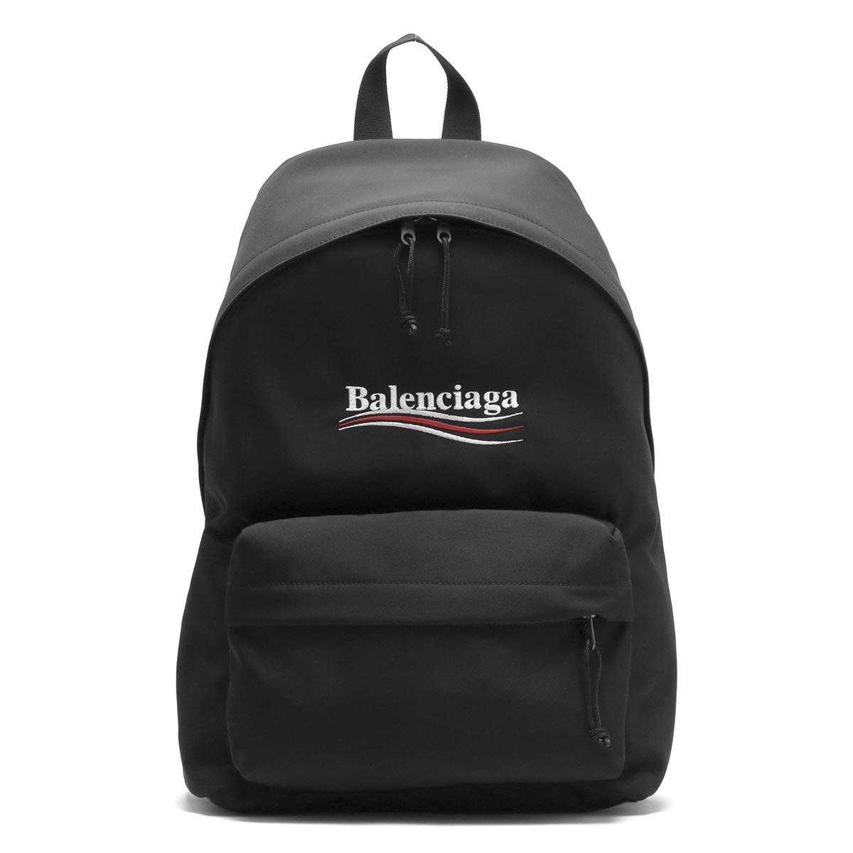 バレンシアガ リュックサック/バックパック バッグ メンズ レディース エクスプローラー ブラック 503221 9WB45 1000 BALENCIAGA