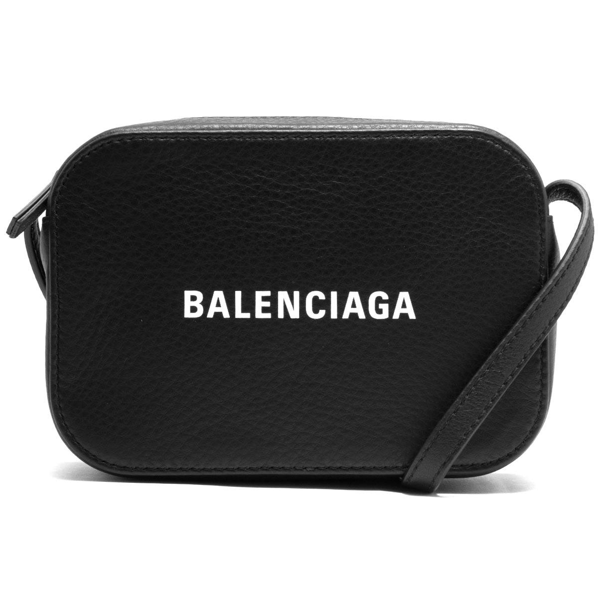 バレンシアガ ショルダーバッグ バッグ レディース エブリディ カメラ XS ブラック 552372 D6W2N 1000 2019年春夏新作 BALENCIAGA