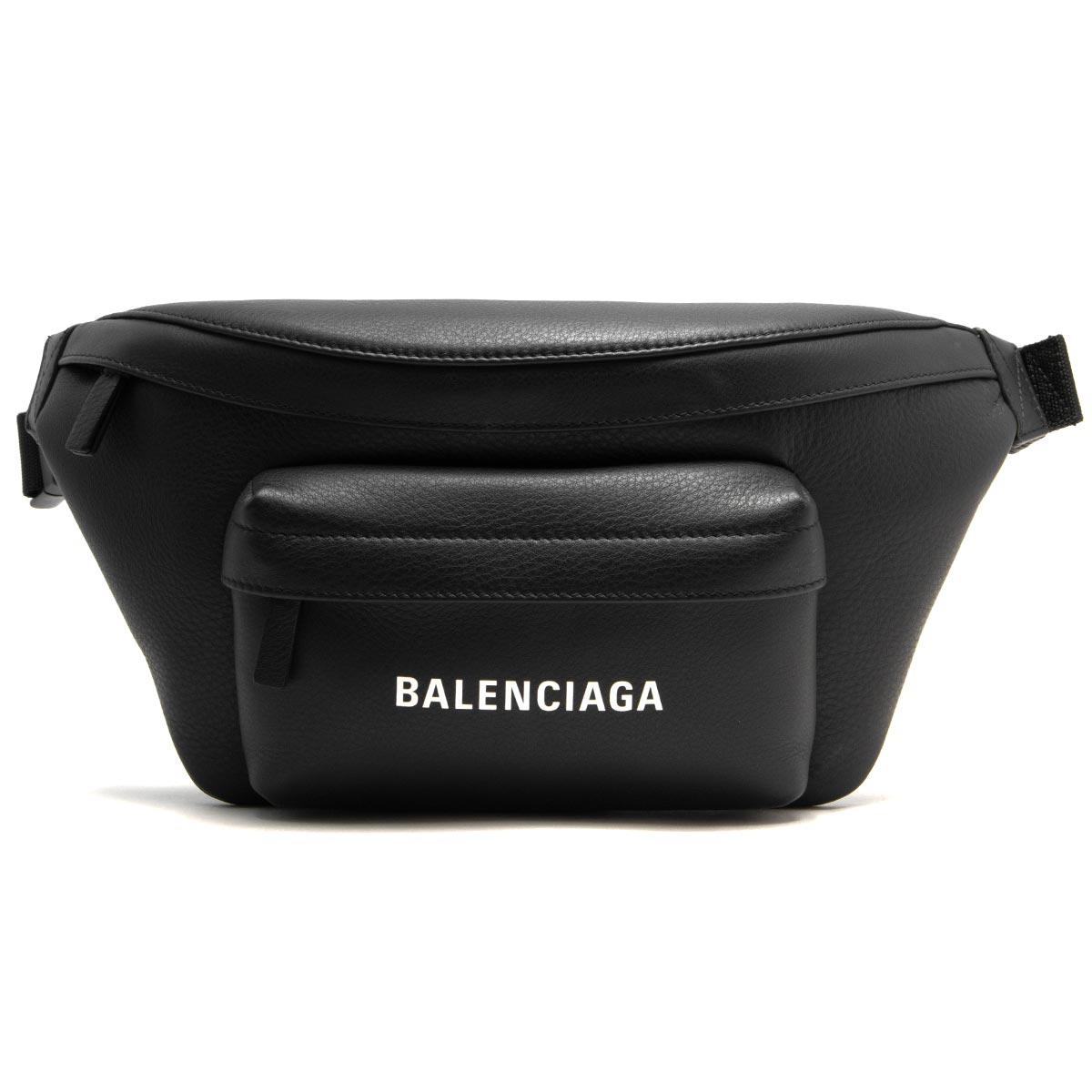 バレンシアガ ベルトバッグ/ボディバッグ/ウエストバッグ バッグ メンズ レディース エブリディ ベルトパック ブラック 552375 DLQ4N 1000 2019年春夏新作 BALENCIAGA