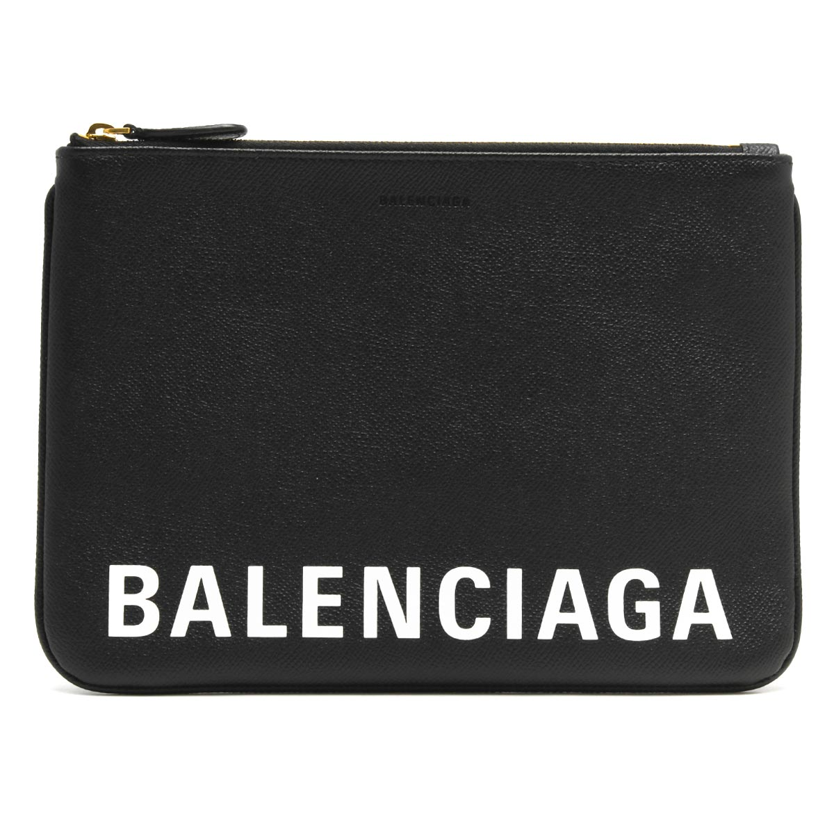 バレンシアガ クラッチバッグ/ポーチ バッグ メンズ レディース ヴィル ニューミディアム ブラック 579857 0OTNM 1090 BALENCIAGA