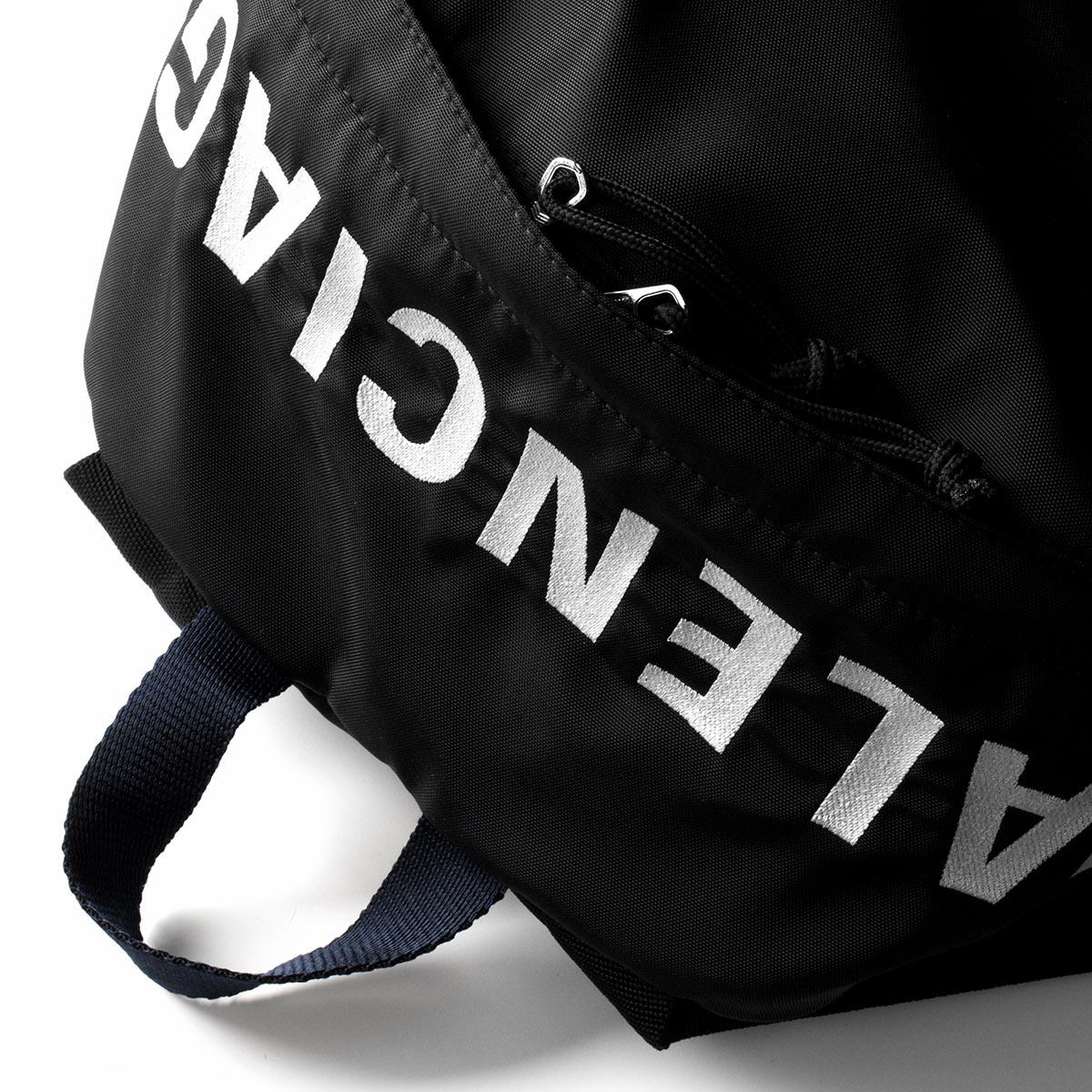 【1,000円OFFクーポン対象】バレンシアガ リュックサック/バックパック バッグ メンズ レディース ホイール ブラック 525162 9F91X 1090 BALENCIAGA