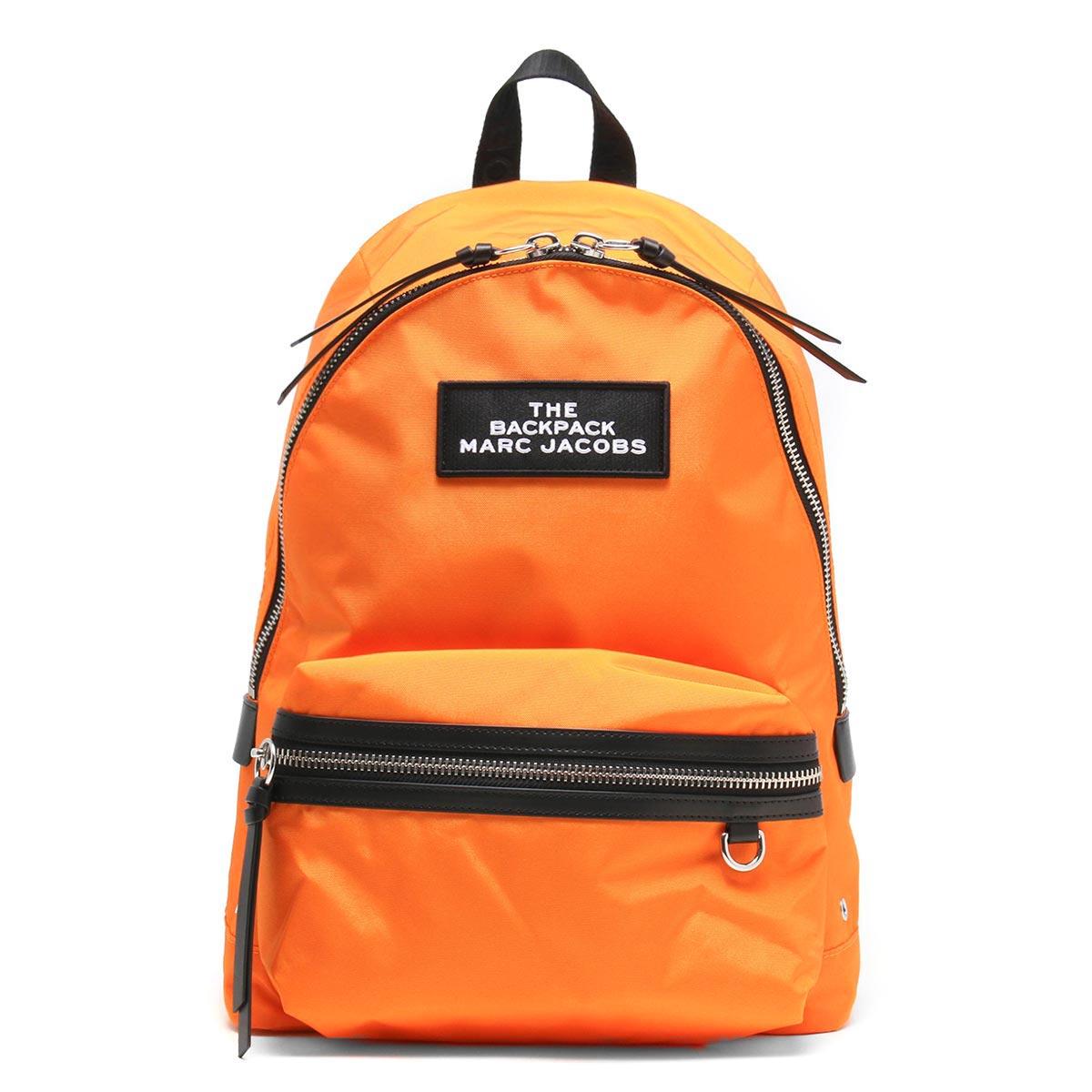 マークジェイコブス リュックサック/バックパック バッグ レディース ザ バックパック ラージ オレンジ M0015414 800 MARC JACOBS