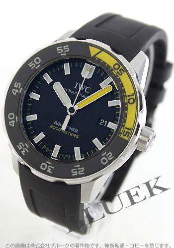 Men's IW356810 watch watch IWC aquatimer