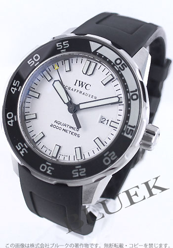 Men's IW356811 watch watch IWC aquatimer