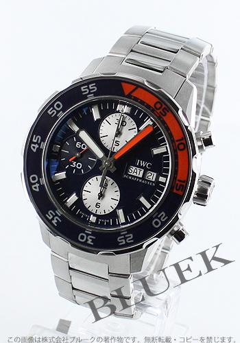 Men's IW376703 watch watch IWC aquatimer